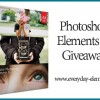 Photoshop Elements 11 Giveaway