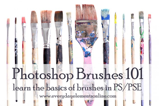 brush series feature