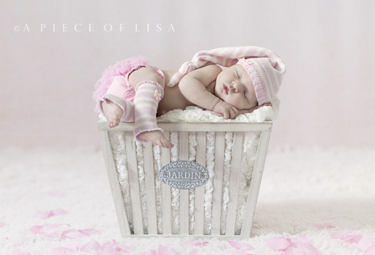 Tips for newborn photography and editing