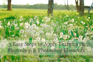 3 Easy Steps to Apply Textures in Photoshop